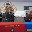 South Tyler Rotary TFD check presentation