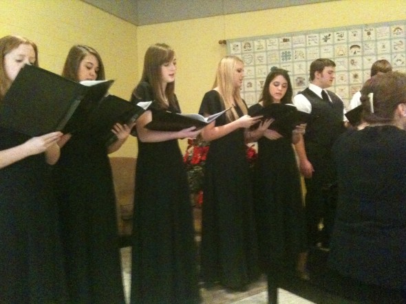 Dec 10, 2012 – Bishop Gorman H.S. Christmas Concert
